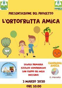 progetto scuola Messina